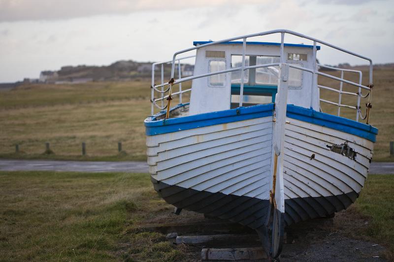 bateau echoue a porspoder